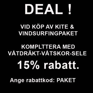 DEAL PÅ SELE / NEOPREN VID KÖP AV PAKET