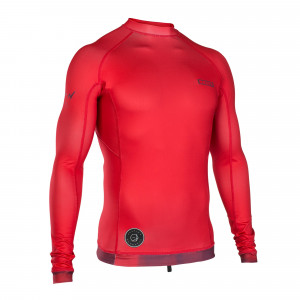 ION Rashguard Men LS Red