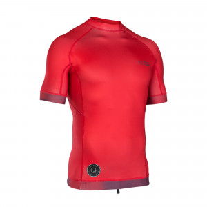 ION Rashguard Men SS Red