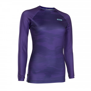 ION Rashguard Women LS Purple
