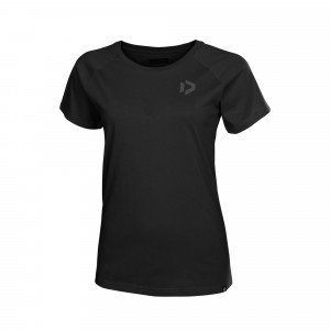 DUOTONE Tee SS Inside-Out WMS Black