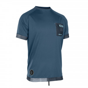 ION Wetshirt Men SS Blue