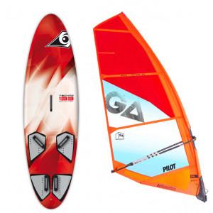 Surfpaket (Nivå 2-4) Techno...