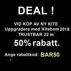 DEAL 50% PÅ 2018 TRUST BAR...