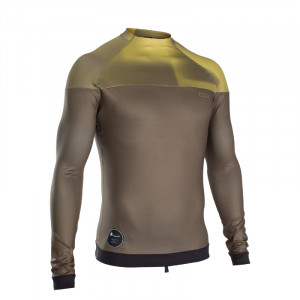 ION Rashguard Men LS Olive