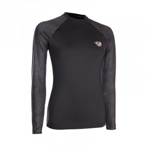 ION Rashguard Women LS Black