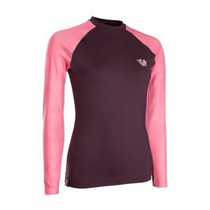 ION Rashguard Women LS Red