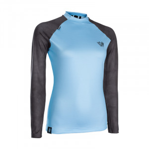 ION Rashguard Women LS Blue