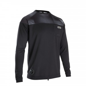 ION Wetshirt Men LS Black