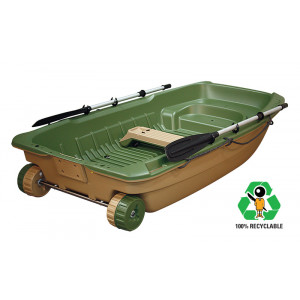 BIC Sportyak 245 Explorer grön