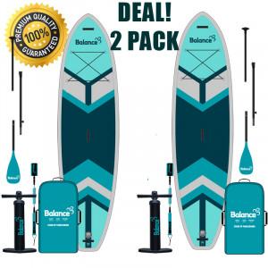 2 Pack - 11'0 SUP AIR BALANCE