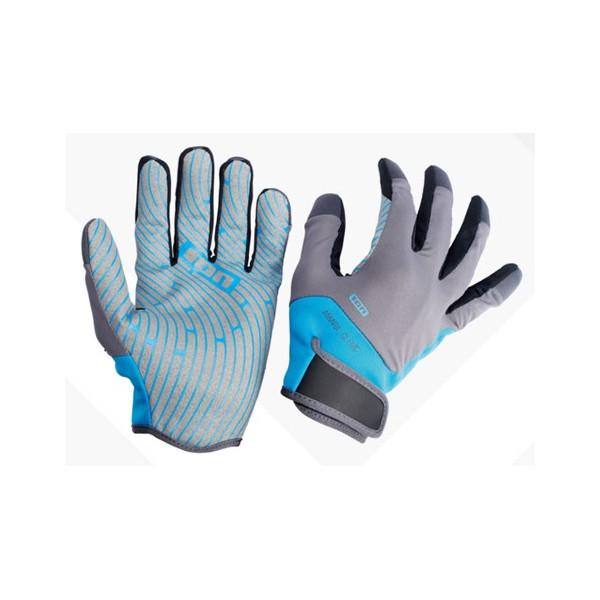 ION Amara Gloves Full finger Blue/Grey