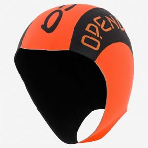 Orca Neopren Mössa / Swim Cap orange/black
