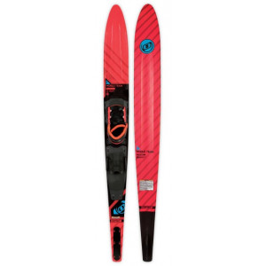 Obrien World Team 68'' 173 cm med X9 standardbindning 39-45