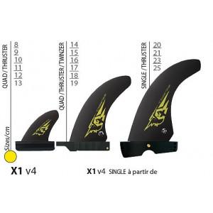 Select X1 V4 Wave US box