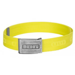 ION Leverbuckle Belt Yellow