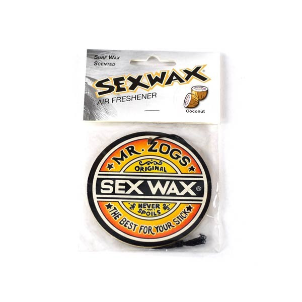 Mr Zogs Sexwax Air Freshner Coconut
