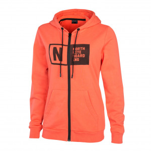 North Kiteboarding Zip Hoody Team WMS