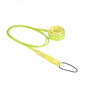 ION Surfboard Core Leash Green
