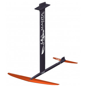 Manta mono Windsurf-foil (Power Box / Tuttle)