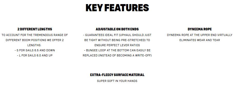 Uphaul Cozy Key F