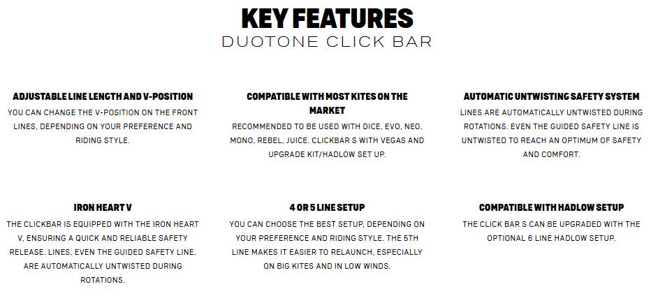 Click Bar Key Feat
