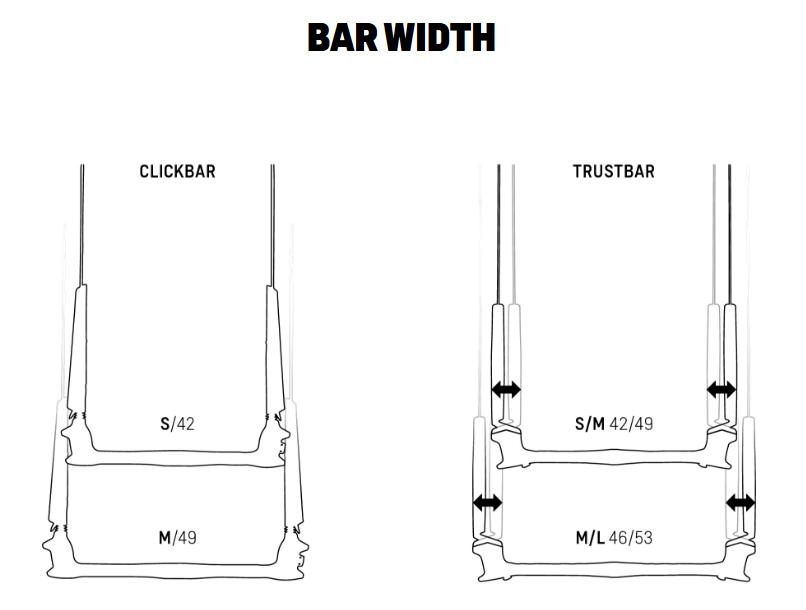 Click Bar Width