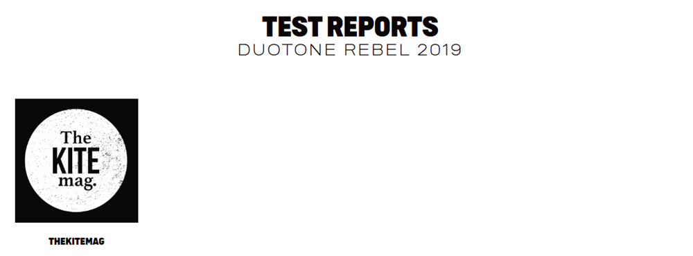 Rebel Test Reports