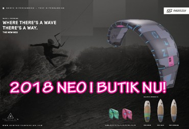 North Kiteboarding Neo 2018