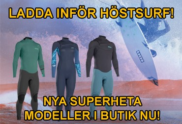 ION Wetsuits 2018
